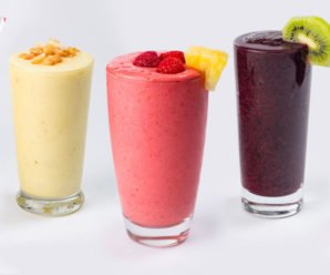 Super Easy Healthy Smoothies